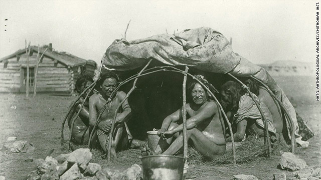 Native American Sweatlodge